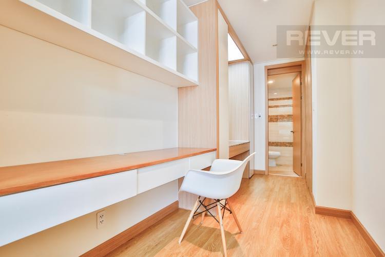 Phòng Ngủ 3 Căn hộ Cantavil Premier 3 phòng ngủ tầng trung D1 đầy đủ nội thất