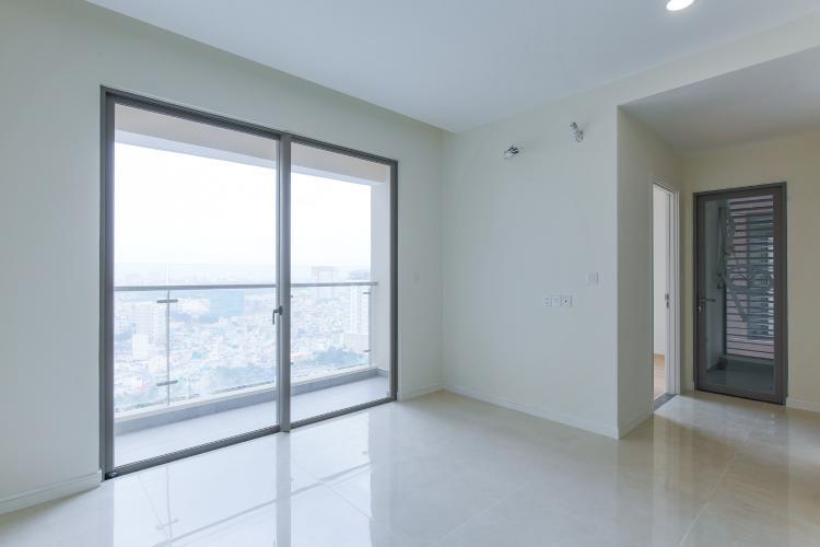 Căn hộ Masteri Millennium tầng cao, tháp A, 2 phòng ngủ, view hồ bơi