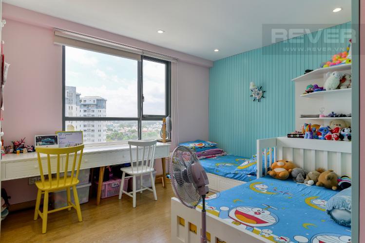 Phòng Ngủ Trẻ Em Bán căn hộ The Gold View 3PN, tầng thấp, diện tích 117m2, đầy đủ nội thất