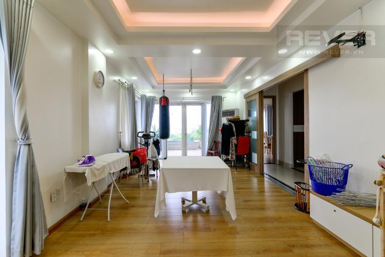Phòng Thư Giãn - Tầng 3 Bán nhà phố 3 tầng, đường Cao Đức Lân, An Phú, Quận 2, đầy đủ nội thất, sổ hồng chính chủ