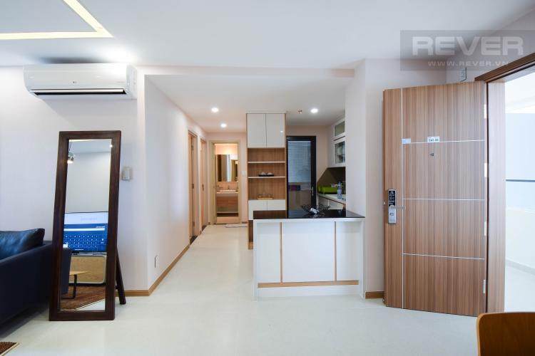 Phòng Khách Căn hộ New City Thủ Thiêm 2 phòng ngủ tầng thấp BA đầy đủ tiện nghi