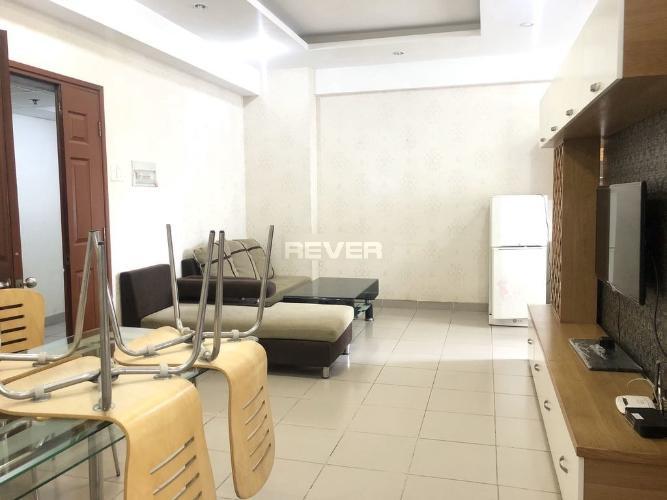 Nội thất chung cư 26 Nguyễn Thượng Hiền, Gò Vấp Căn hộ chung cư Nguyễn Thượng Hiền hướng Đông, đầy đủ nội thất.