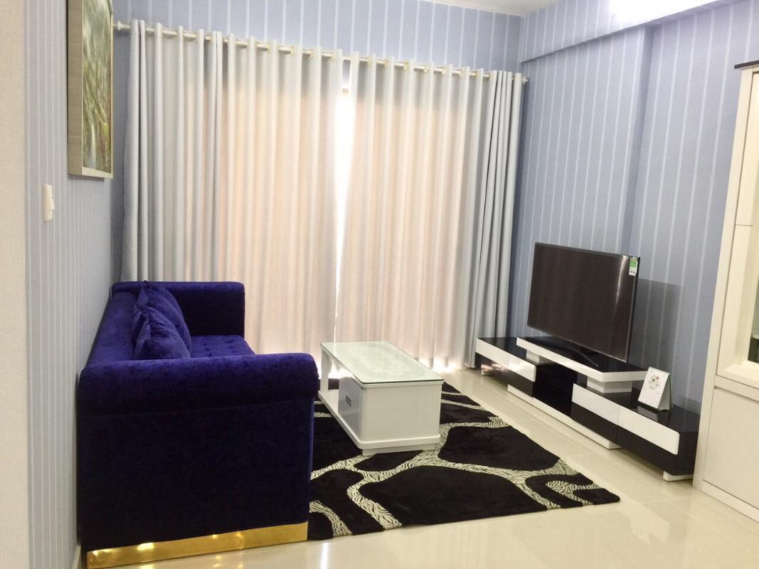 5712e514d1ba36e46fab Bán căn hộ The Sun Avenue 3PN, block 7, diện tích 86m2, đầy đủ nội thất, view hồ bơi