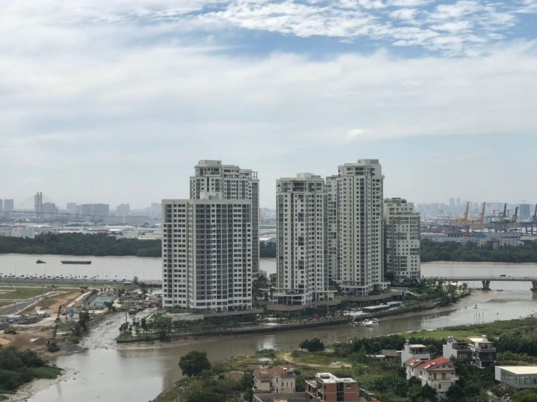 061fc6fd588fbed1e79e Bán căn hộ The Sun Avenue 3PN, block 7, diện tích 86m2, không có nội thất, view sông thông thoáng