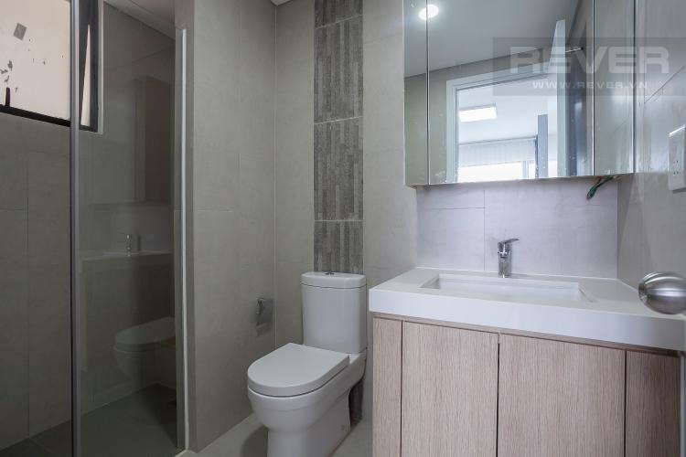Phòng Tắm Căn hộ Estella Heights 2 phòng ngủ lớn tầng trung T1 full nội thất