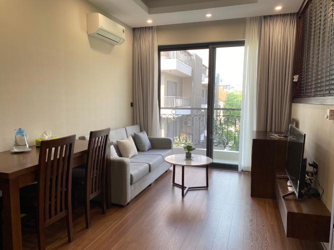 Căn hộ dịch vụ đầy đủ nội thất đường số 34, phường Bình An