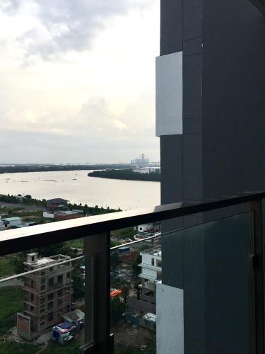 View One Verandah Quận 2 Căn hộ One Verandah tầng trung, view thành phố mát mẻ.