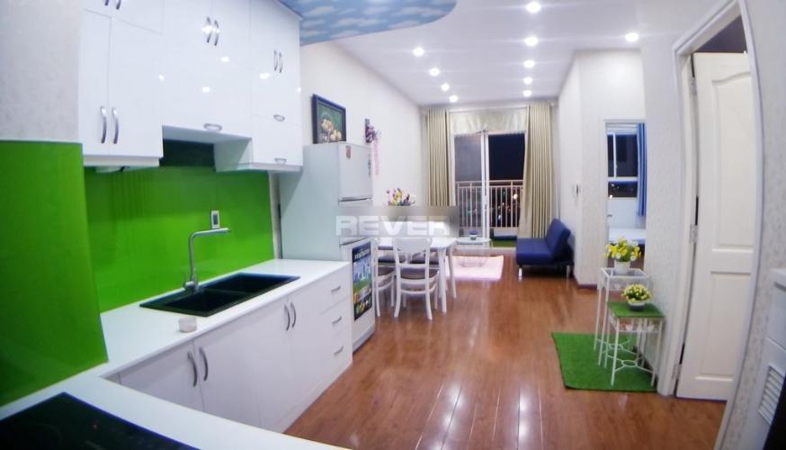 Phòng bếp căn hộ The Botanica Căn hộ The Botanica nội thất đầy đủ, view thành phố sầm uất.