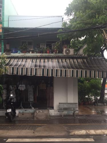 Mặt trước nhà phố Quận 7 Bán nhà đường số 1, Tân Phú, Quận 7, cách Bệnh viện Quận 7 khoảng 400m