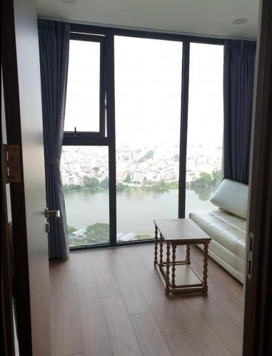 Phòng ngủ căn hộ Eco Green Saigon Căn hộ 3 phòng ngủ Eco Green Saigon thiết kế hiện đại đầy đủ nội thất