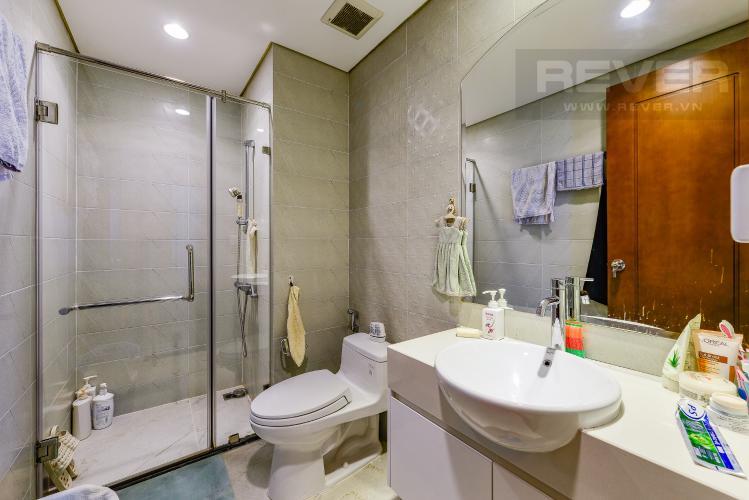 Phòng tắm 2 Căn hộ Vinhomes Central Park 4 phòng ngủ tầng trung C2 view sông