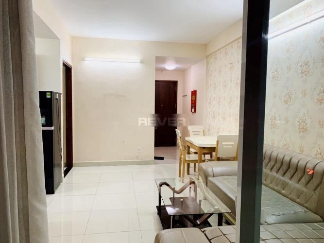 Căn hộ tầng 5 Soho Premier view thành phố, nội thất đầy đủ tiện nghi.