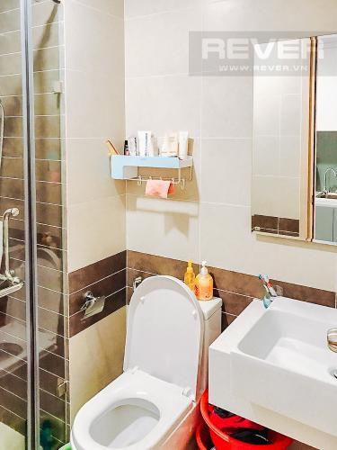 Phòng Tắm Căn office-tel RiverGate Residence tầng trung, 1PN, nội thất cơ bản