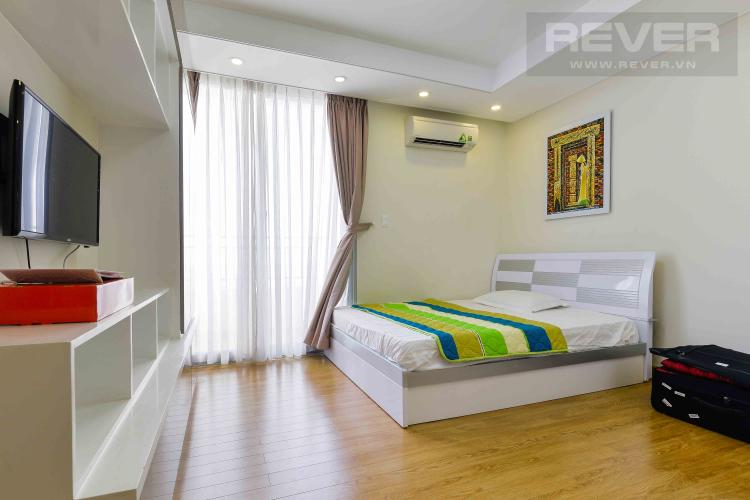 Phòng Ngủ 2 Căn hộ Cantavil Premier tầng cao, 4PN đầy đủ nội thất