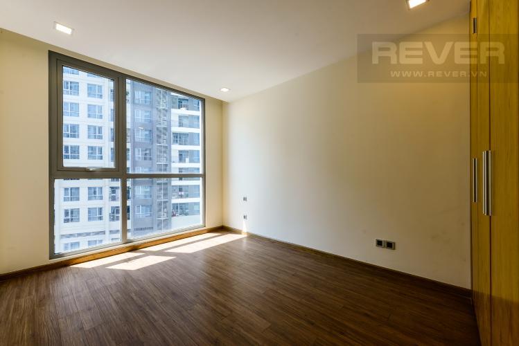 Phòng ngủ 2 Căn hộ Vinhomes Central Park tầng cao 2PN nội thất cơ bản