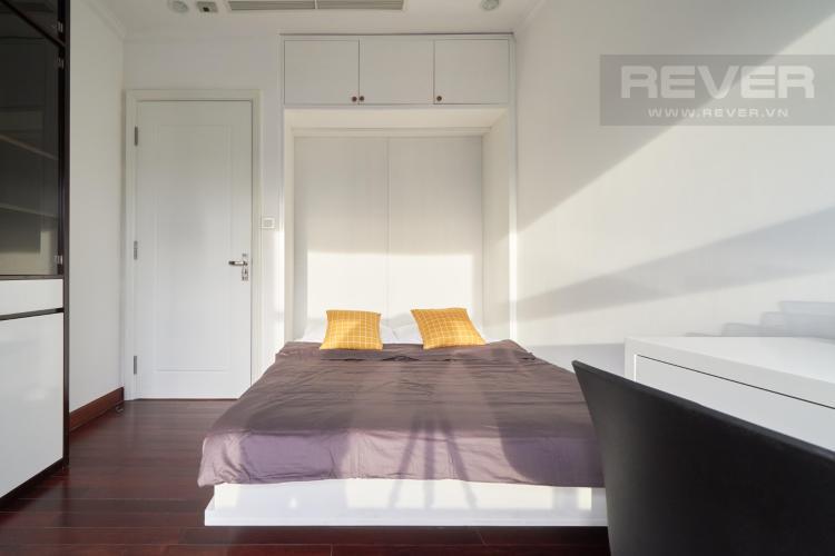 Phòng Ngủ 2 Bán căn hộ Vinhomes Central Park 3PN, tháp The Central 3, đầy đủ nội thất, thiết kế sang trọng