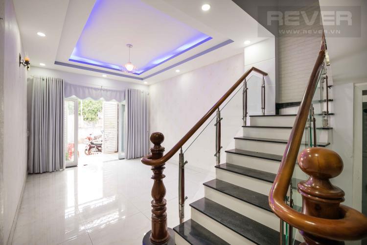 Phòng Khách Bán nhà phố 4 tầng đường Nguyễn Trung Nguyệt, Q2, diện tích đất 186m2, cách đường Nguyễn Duy Trinh 150m