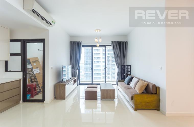 Phòng Khách Cho thuê căn hộ Estella Heights tầng cao, 2PN đầy đủ nội thất, đa tiện ích