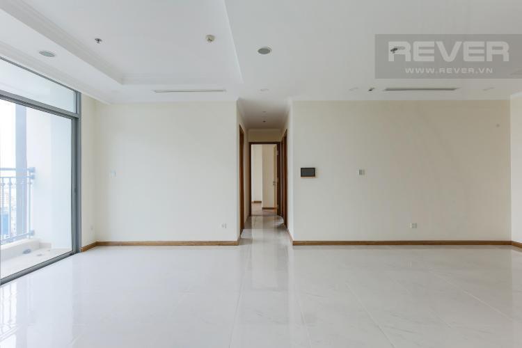 45be64989b9b7dc5248a Bán căn hộ Vinhomes Central Park 3PN, tầng cao, nội thất cơ bản, view thành phố và sông Sài Gòn
