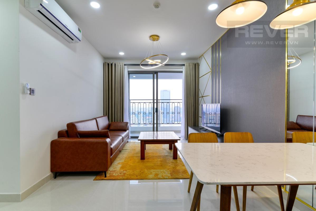 ee45ca1143d4a58afcc5 Cho thuê căn hộ Saigon Royal 2PN, tháp A, diện tích 86m2, đầy đủ nội thất, view thành phố