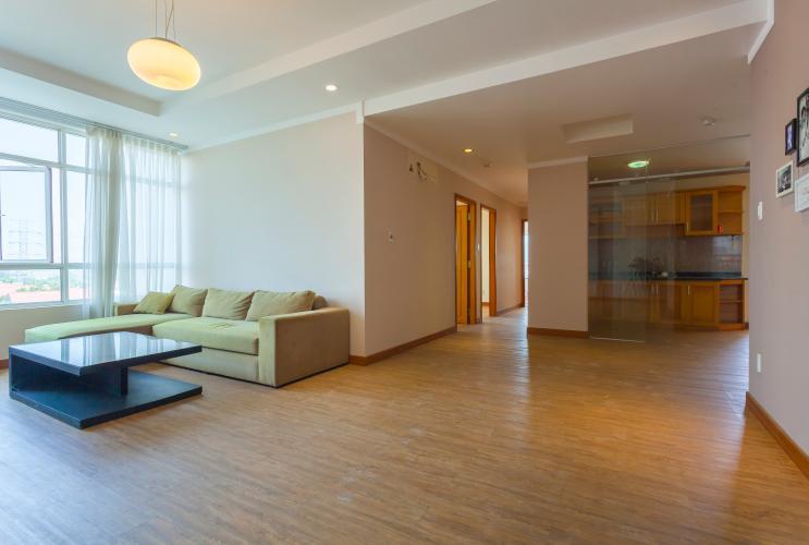 Căn góc 3 phòng ngủ Phú Hoàng Anh Quận 7 nhà trống, tiện thi công