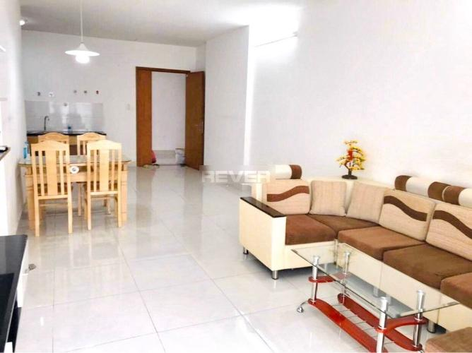 Căn hộ Tara Residence tầng 7 view nội khu, đầy đủ nội thất.
