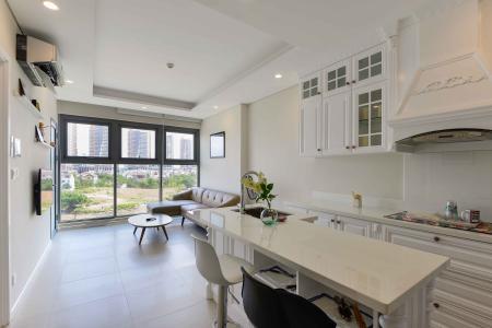 Cho thuê căn hộ Diamond Island - Đảo Kim Cương 1PN, tháp Canary, đầy đủ nội thất, view sông yên tĩnh