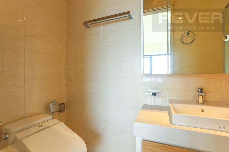 Phòng Tắm 2 Căn hộ New City Thủ Thiêm tầng thấp 2PN, nội thất cơ bản