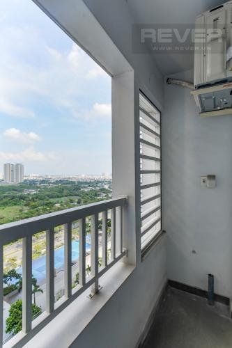 Balcony Cho thuê căn hộ Lexington Residence 2PN tầng cao, tháp LC, diện tích 73m2, view hồ bơi