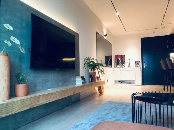 Căn hộ tầng cao nội thất đầy đủ Feliz en Vista - view thành phố mát mẻ
