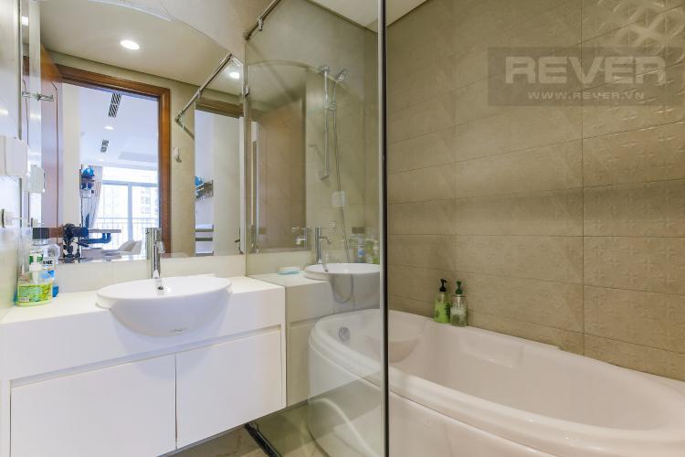 Phòng Tắm 2 Cho thuê căn hộ Vinhomes Central Park 3 phòng ngủ, đầy đủ nội thất, view nội khu