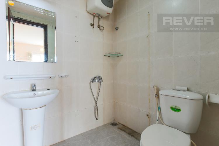 Phòng Tắm 2 Căn hộ Copac Square Quận 4 tầng thấp 2 phòng ngủ nội thất cơ bản