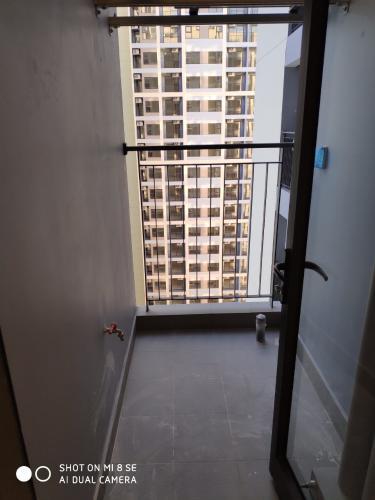 Lô gia Vinhomes Grand Park Quận 9 Căn hộ Vinhomes Grand Park tầng 20, nội thất cơ bản.