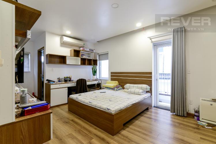 Phòng Ngủ - Tầng Lửng Bán nhà phố 3 tầng, đường Cao Đức Lân, An Phú, Quận 2, đầy đủ nội thất, sổ hồng chính chủ