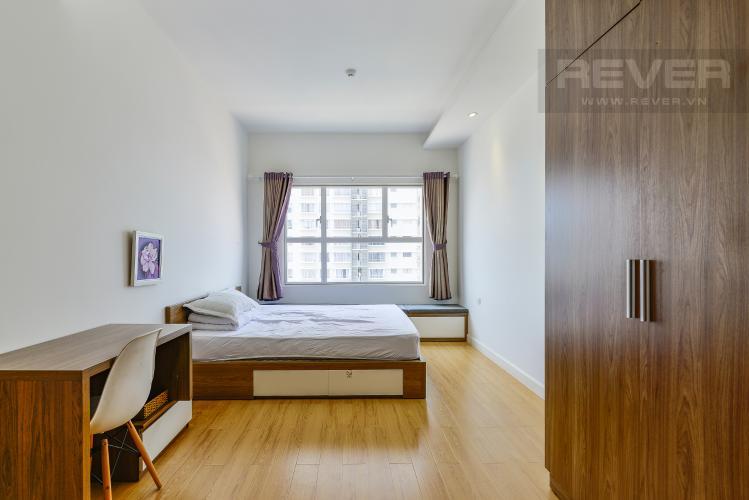 Phòng Ngủ 1 Căn hộ Sunrise City 2 phòng ngủ tầng cao W1 hướng Nam