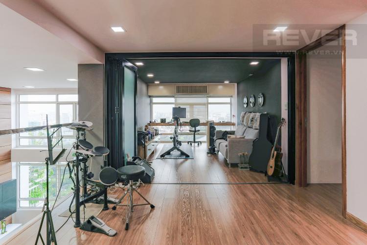 Phòng Gym Và Giải Trí Căn hộ Phú Hoàng Anh tầng cao, tháp B, full nội thất