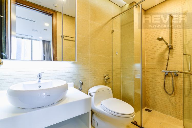 Phòng Tắm 2 Cho thuê căn hộ Vinhomes Central Park tháp Park 6, tầng cao, tiện ích đa dạng