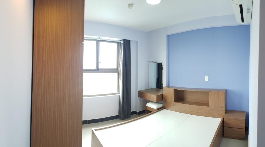 Phòng ngủ căn hộ Saigon South Residence Căn hộ Saigon South Residence tầng cao, đầy đủ nội thất hiện đại