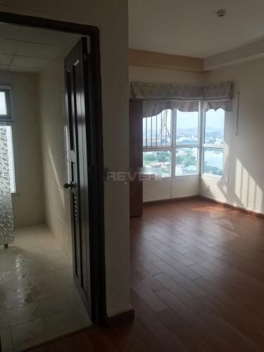 Phòng ngủ Phú Gia Hưng Apartment, Gò Vấp Căn hộ Phú Gia Hưng Apartment tầng trung, nội thất cơ bản.