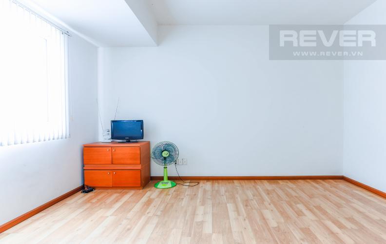 Phòng Ngủ 1 Cho thuê căn hộ V-Star Quận 7 3PN, nội thất cơ bản