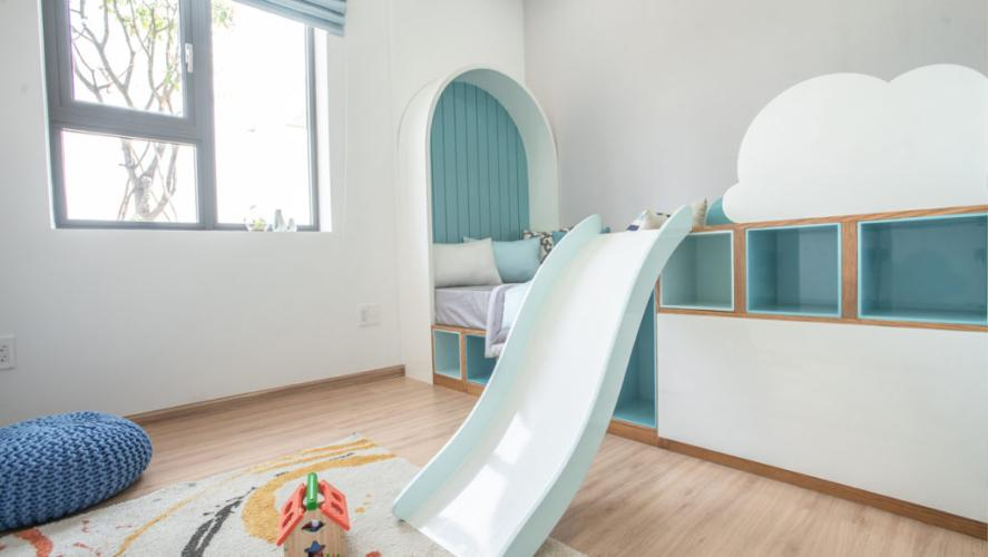 Phòng ngủ trẻ em căn hộ Picity Bán căn hộ Picity High Park tầng trung, 2 phòng ngủ, diện tích 57.6m2, nội thất cơ bản