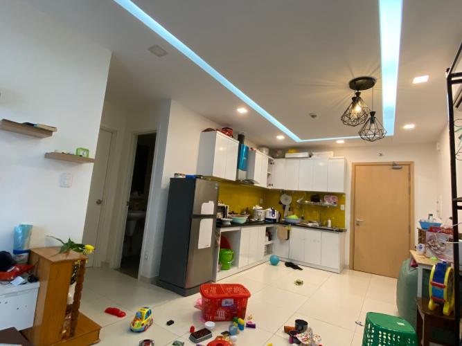 Phòng bếp căn hộ M-One Nam Sài Gòn Căn hộ M-One Nam Sài Gòn hướng Đông Bắc, view nội khu yên tĩnh.