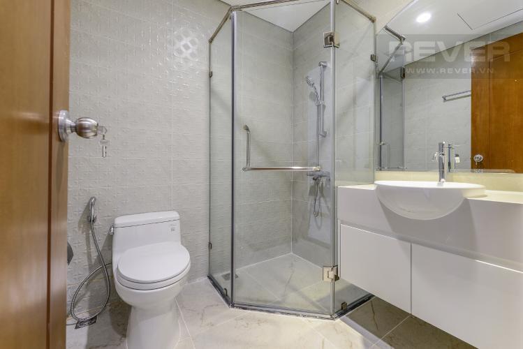 Phòng tắm Căn hộ Vinhomes Central Park 3 phòng ngủ tầng trung L5 nhà trống