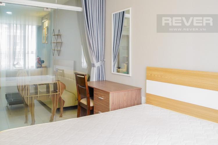 Phòng Ngủ Cho thuê căn hộ Lexington Residence 1 phòng ngủ, tầng trung, tháp LD, đầy đủ nội thất