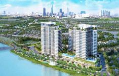 """Vị trí """"sông xanh, đất ngọc"""" của dự án D'Lusso Quận 2"""