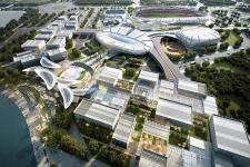 TP.HCM: Xây cầu Mương Kinh nối vào trong dự án Saigon Sports City