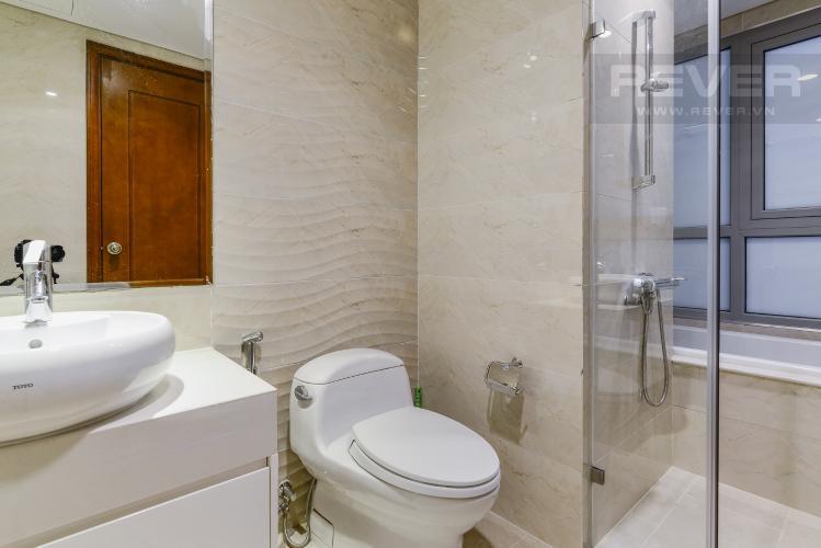 Phòng Tắm 2 Căn hộ Vinhomes Central Park tầng cao C2, 2 phòng ngủ, nội thất cơ bản