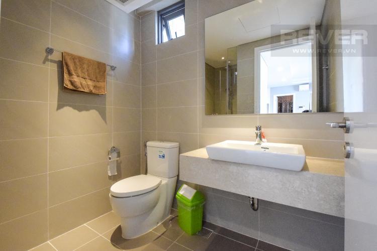 Phòng Tắm 1 Cho thuê căn hộ Diamond Island - Đảo Kim Cương  2PN 2WC, đầy đủ nội thất, view hướng sông và nội khu
