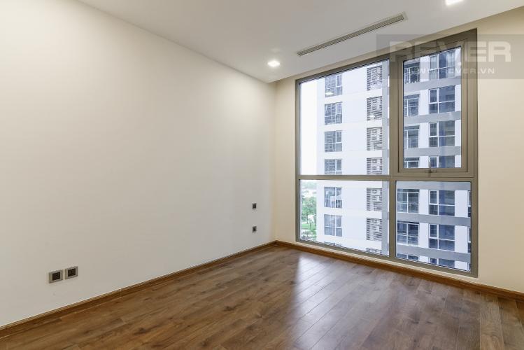 Phòng Ngủ 2 Căn hộ Vinhomes Central Park 2 phòng ngủ nằm ở tầng thấp P7 view hồ bơi