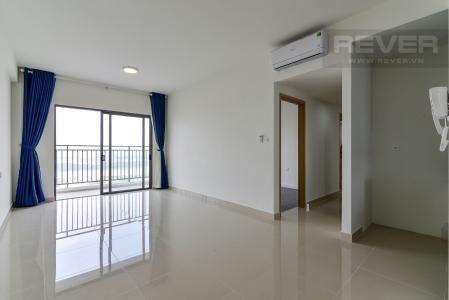 Cho thuê căn hộ The Sun Avenue 3PN, tầng cao, nội thất cơ bản, view sông thoáng mát